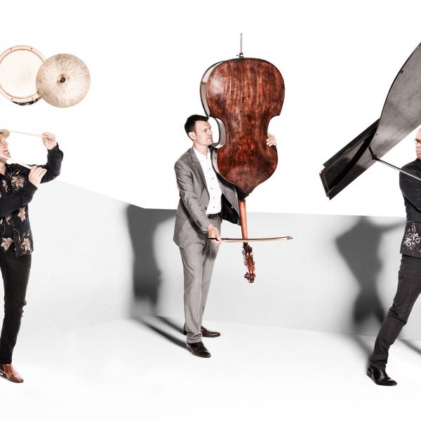 """Dzintaru koncertzālē uzstāsies džeza trio """"VEIN"""" no Šveices un Latvijas Radio bigbends"""