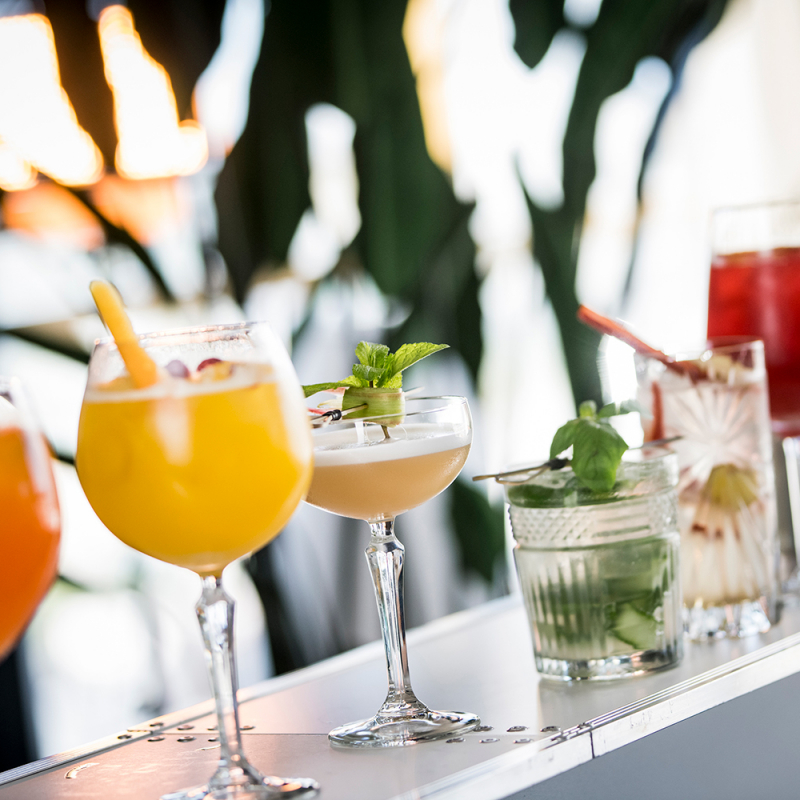 TOP 6 receptes bezalkoholiskiem vasaras dzērieniem