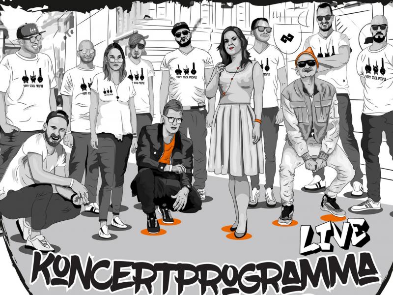 """""""Very Cool People"""" kopā ar Edavārdiem, ansi un Kristīni Prauliņu izdod jaunu albumu"""