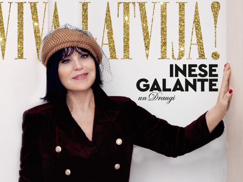 Inese Galante aizsāk zibakciju Viva Latvija