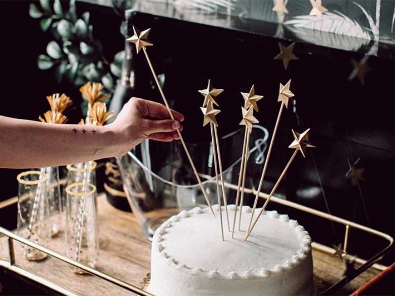Zvaigžņu kūka